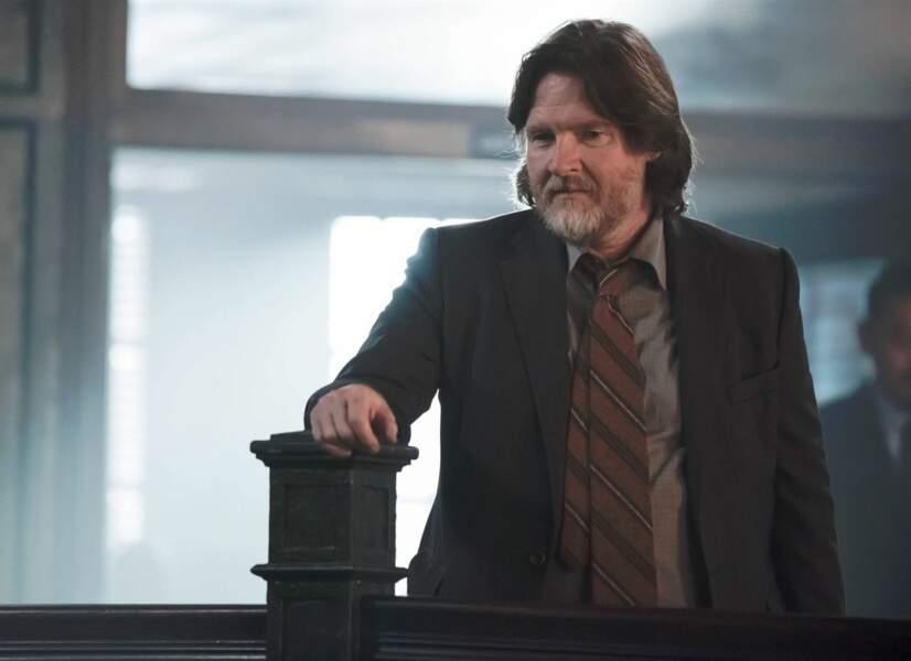 Donal Logue s'est glissé dans la peau de l'inspecteur Harvey Bullock, l'acolyte de James Gordon