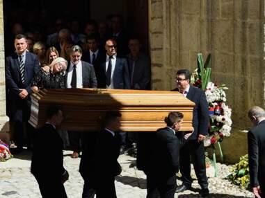 """Nicolas Sarkozy, Laurent Blanc, Jean-Michel Aulas ont dit """"au revoir"""" à Louis Nicollin"""
