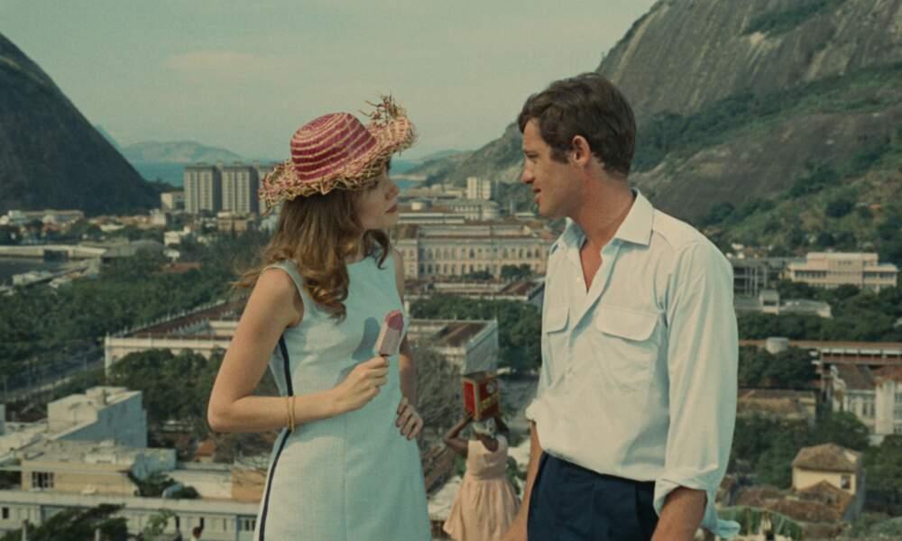L'Homme de Rio (1964), avec Françoise Dorléac
