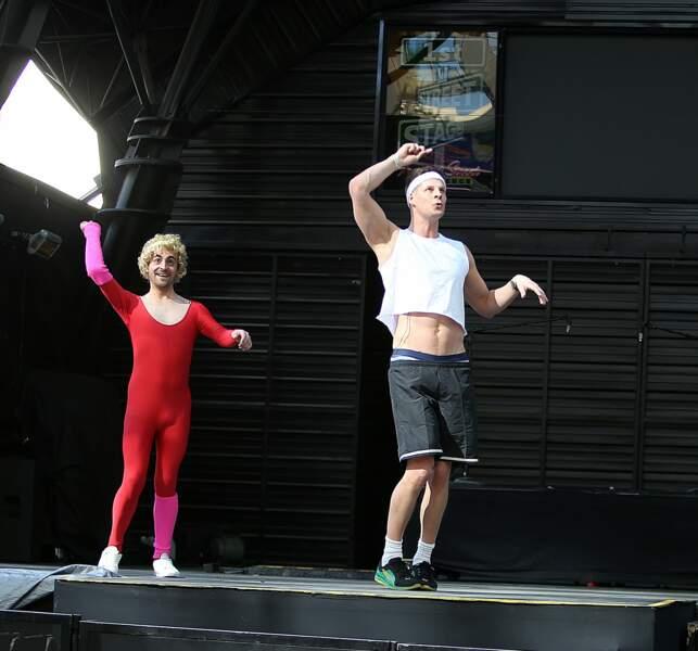 Pas de repos pour les braves ! Matthieu Delormeau et Camille Combal nous prépareraient-ils une Delormeau Dance ?
