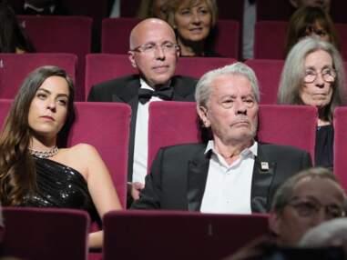 Alain Delon : les photos très émouvantes de son hommage à Cannes avec sa fille Anouchka Delon