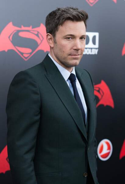 Ben Affleck, alias Batman ! Team Chevalier noir ?