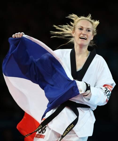 L'accent québécois teinté de bronze de Marlène Harnois en taekwondo