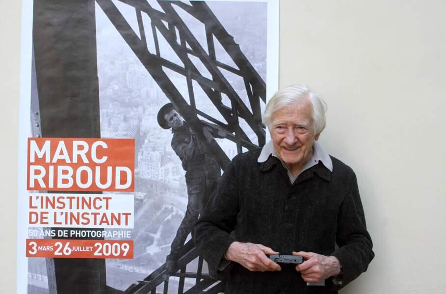 Le photographe Marc Riboud est mort le 30 août 2016. Il avait 93 ans