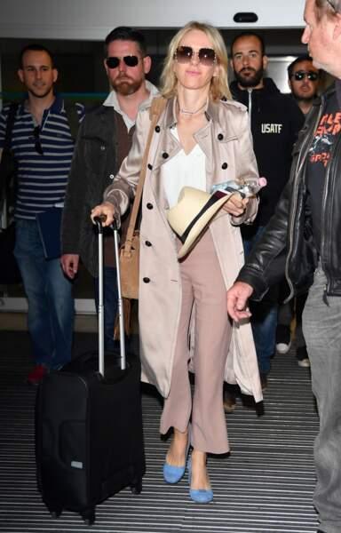 Naomi Watts est aussi de passage à Cannes