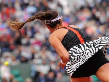 Roland-Garros insolite : des joueurs tatoués, Ana Ivanovic dévoile son mini-short...