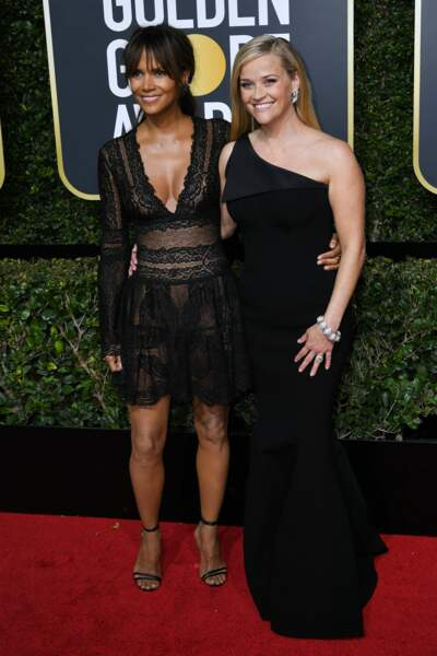 Halle Berry et Reese Witherspoon