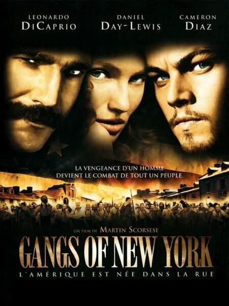 Tournant fondamental dans la carrière de Leonardo DiCaprio. L'acteur joue sous la direction de Martin Scorsese