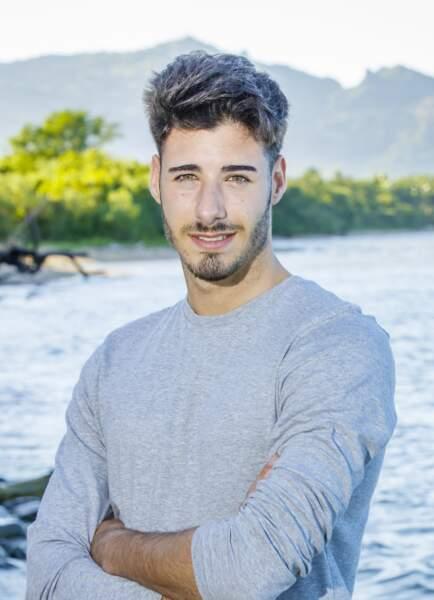 Marvyn, candidat de Koh-Lanta Fidji