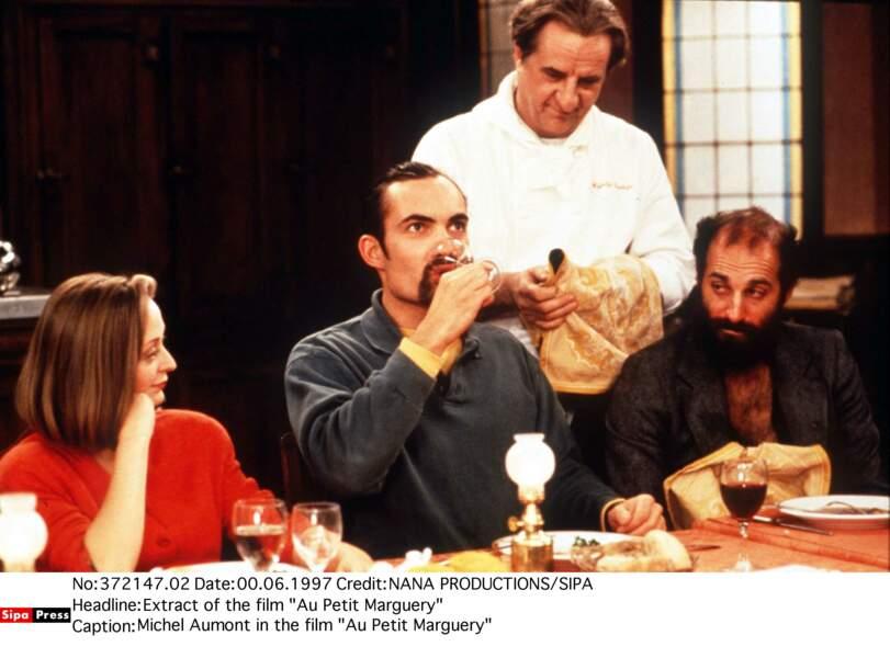 Devant la caméra de Laurent Bénégui dans Au petit Marguery (1994)