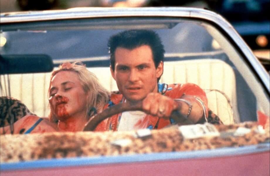 Ce thriller romantique met en scène Christian Slater et Patricia Arquette