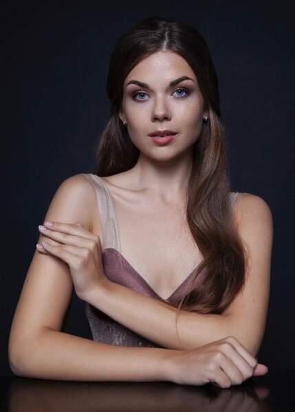 Daniela Gods-Romanovska, Miss Lettonie