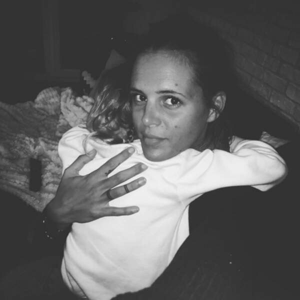 Laure, une maman protectrice