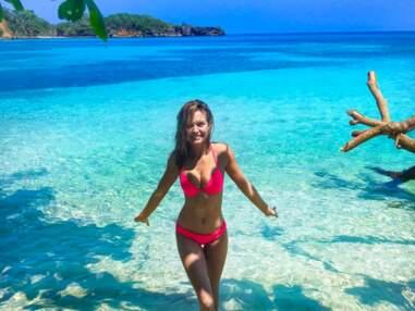 Heidi Klum, Camille Cerf, Rihanna : les vacances des people aux Caraïbes