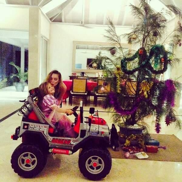 Et on termine avec Lindsay Lohan,