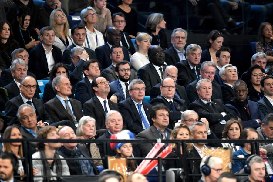 François Hollande aurait-il invoqué les dieux du handball ?