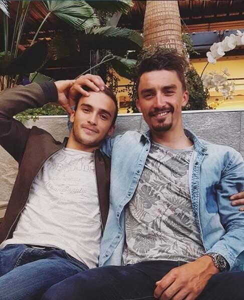 Duo de frangins... et beaux gosses