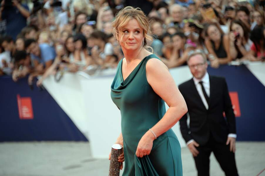 L'actrice Emily Watson