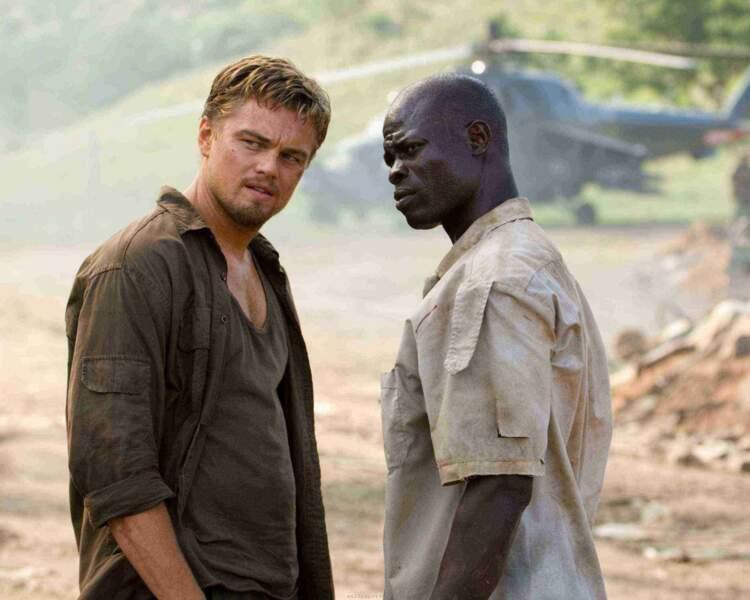 Leonardo DiCaprio est encore et toujours nommé aux Oscar et aux Golden Globes, cette fois pour Blood Diamond