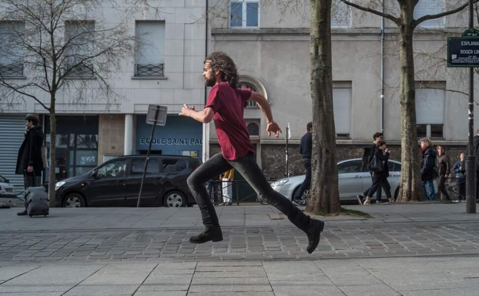 """L'une des séries les plus attendues cette année: """"Vernon Subutex"""" (Canal+, saison 1) avec Romain Duris."""