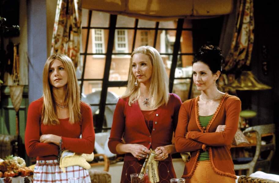 Et dans la première saison de Friends en 1994