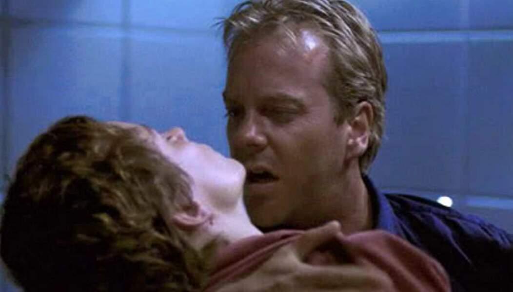 24 heures : Teri Bauer, la femme de Jack, meurt lors de la saison 1