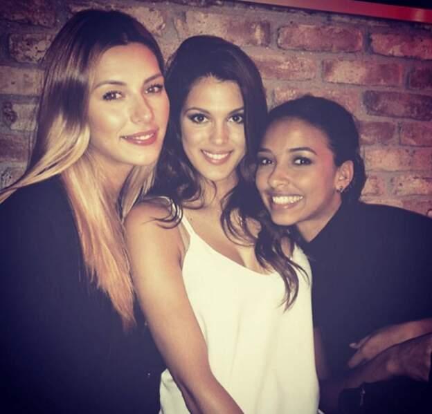 Les Miss France étaient réunies, enfin quelques-unes.