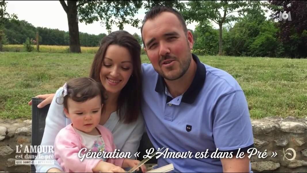 Benoît, céréalier de la saison 11, a trouvé l'amour auprès d'Émilie