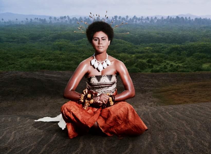Nanise Rainima pour les îles Fidji