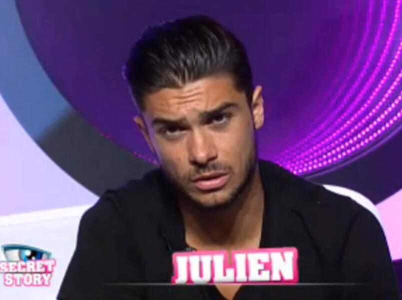 Julien Guirado a fait Secret Story 7