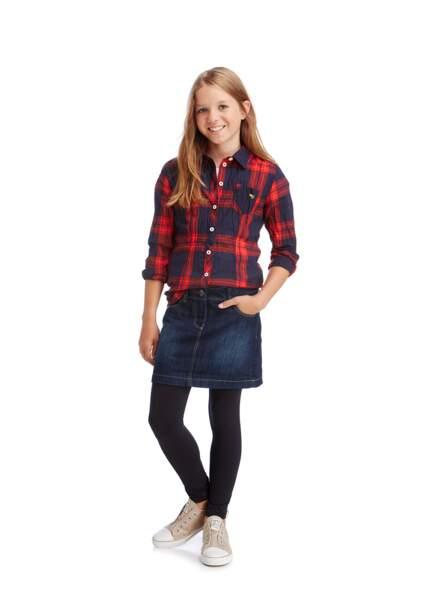 Parfaite pour impressionner ses copines dans la cour de récré, cette jupe Esprit est un cadeau parfait !