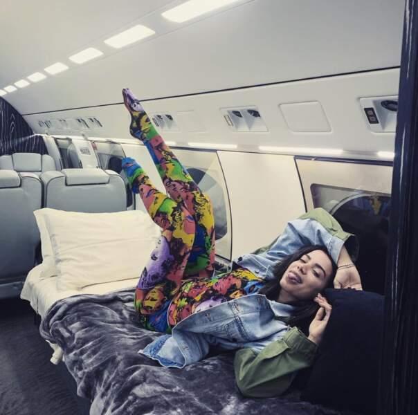 Et que vous êtes aussi à l'aise devant ce diaporama spécial Instagram que la chanteuse Anitta dans son jet.