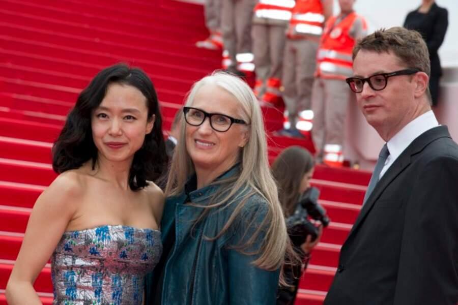 Jeon Do-Yeon, Jane Campion, Nicolas Winding Refn, réalisateur de Drive