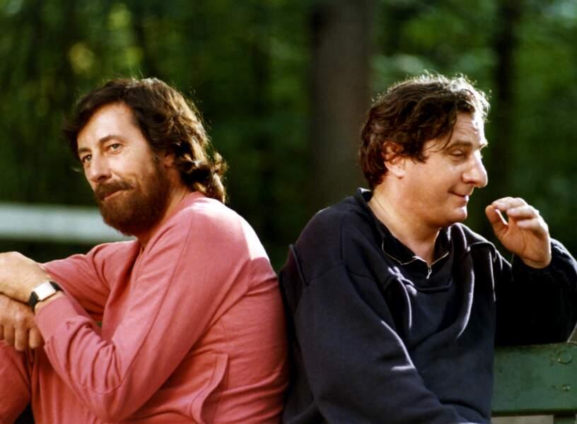 Il donne la réplique à Jean Rochefort dans Courage fuyons ! (1979)