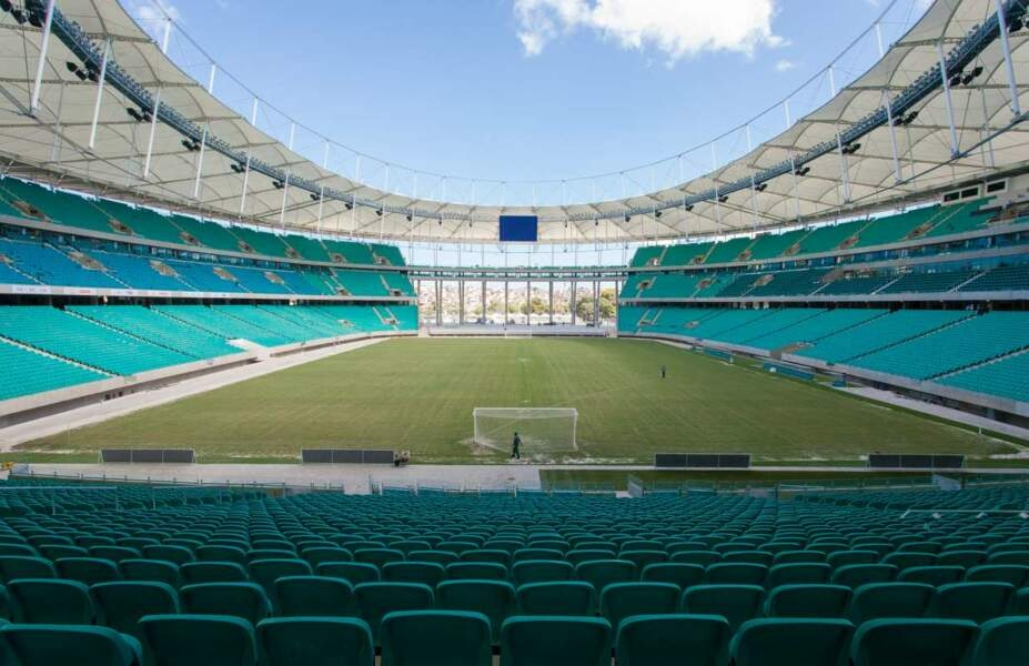 Arena Fonte Nova (Salvador) 48 747 places