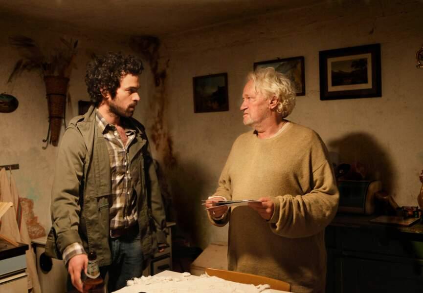 Romain Duris y joue un homme qui repart à zéro en endossant l'identité de celui dont il a provoqué la mort