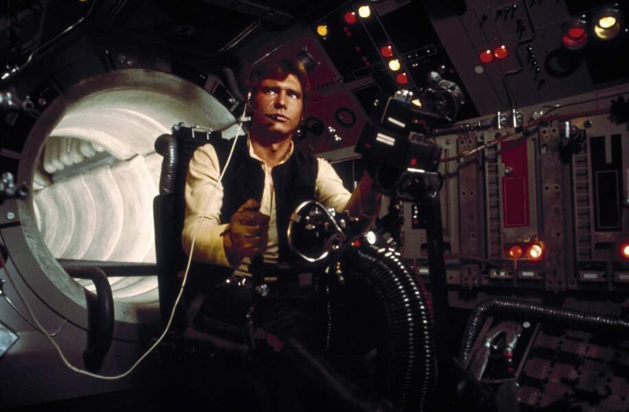 Qu'est devenu Harrison Ford, alias Han Solo ?