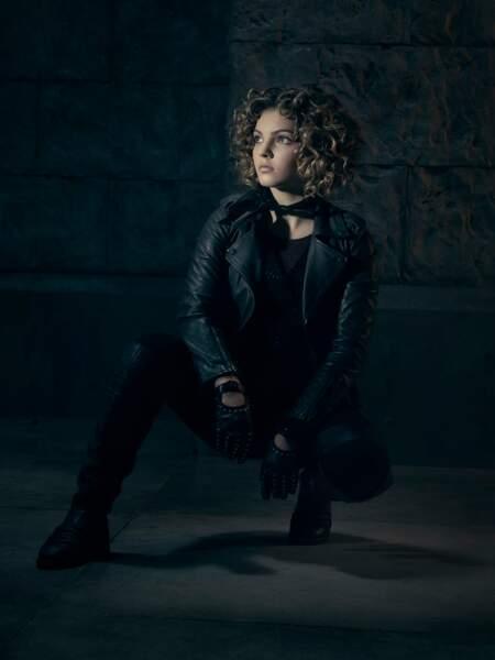 Selina Kyle, alias la future Catwoman…