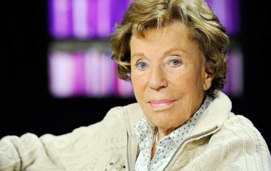 La journaliste et romancière Benoîte Groult est morte le 20 juin 2016. Elle avait 96 ans