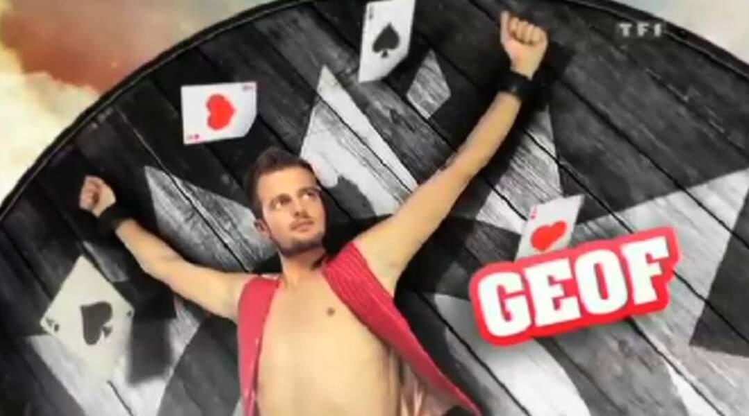 Geof formait un faux couple dans Secret Story 5