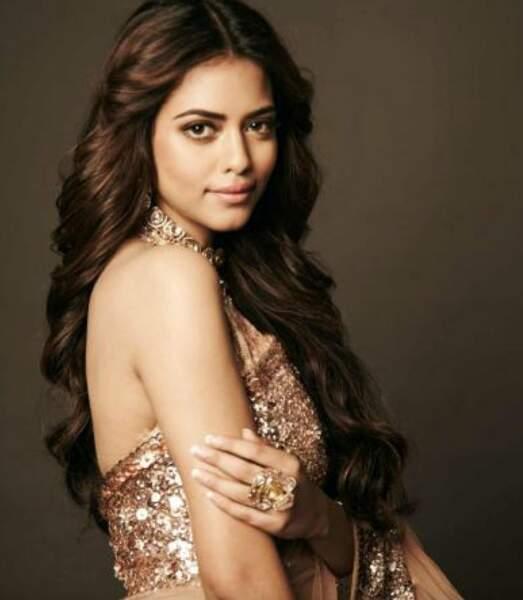 Miss Inde, Priyadarshini CHATTERJEE