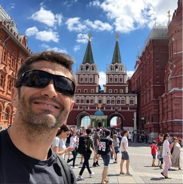 Bixente Lizarazu est toujours en Russie