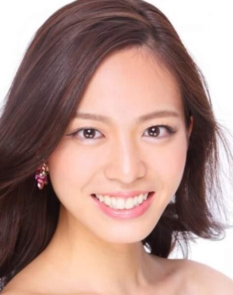 Haruka Yamashita pour le Japon