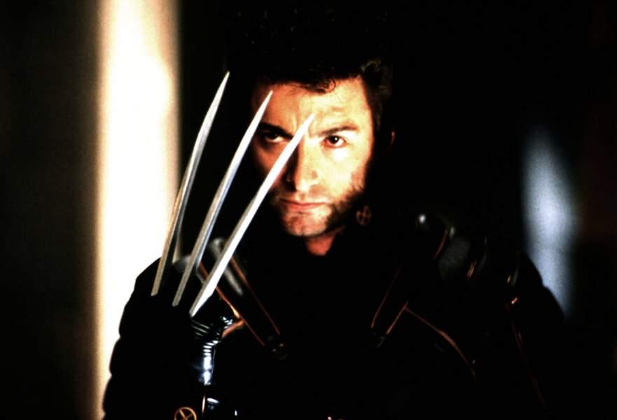 En 2000, il décroche le rôle de Logan/Wolverine, mutant solitaire dans X Men, tiré des comics du même nom