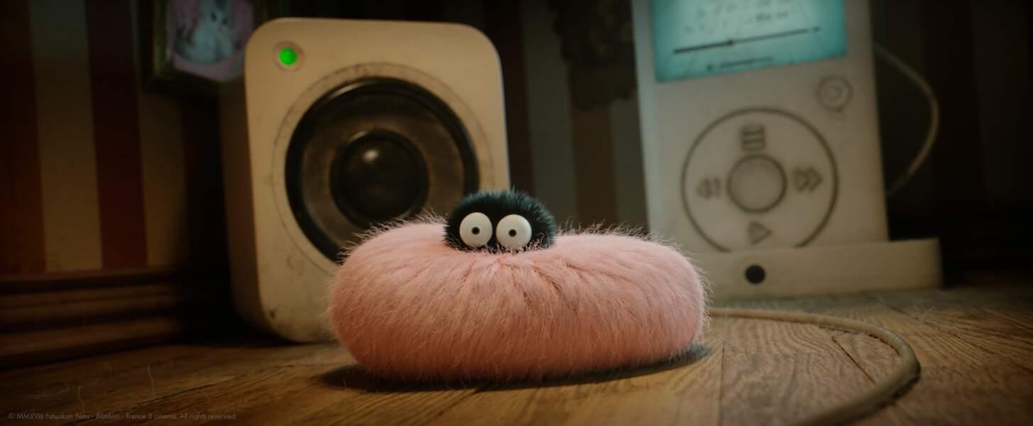 L'araignée mélomane est aussi de retour