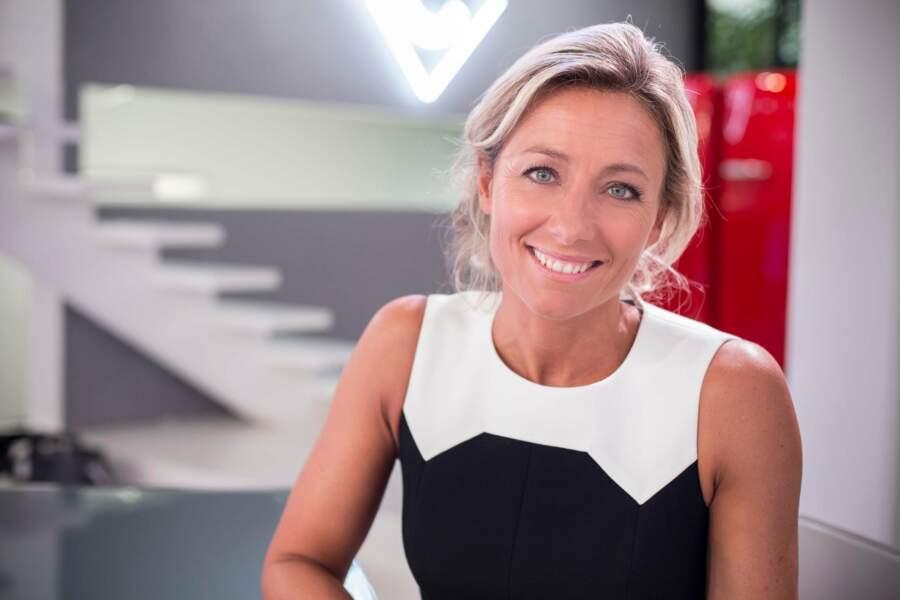 """C'est """"Lapiksse"""" pour la présentatrice de C à vous sur France 5."""
