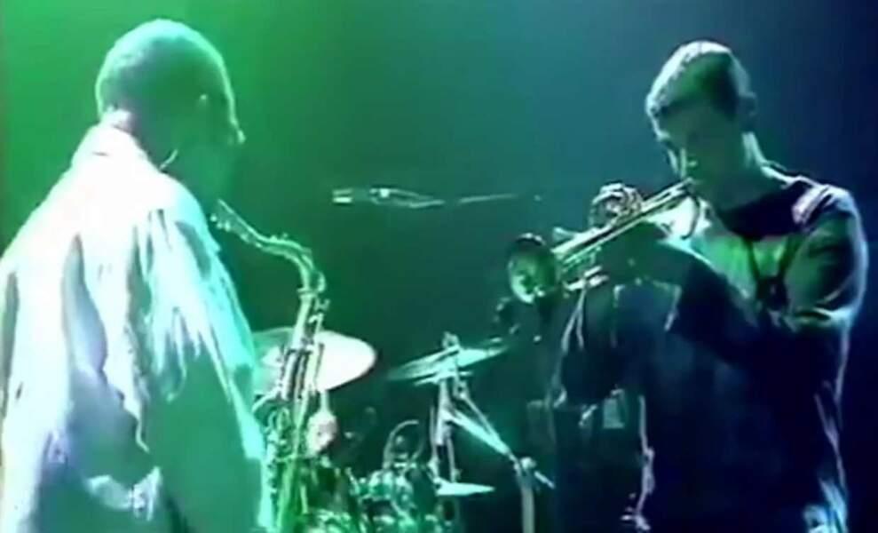 St Germain (Victoire du groupe ou artiste révélation scène en 2001)