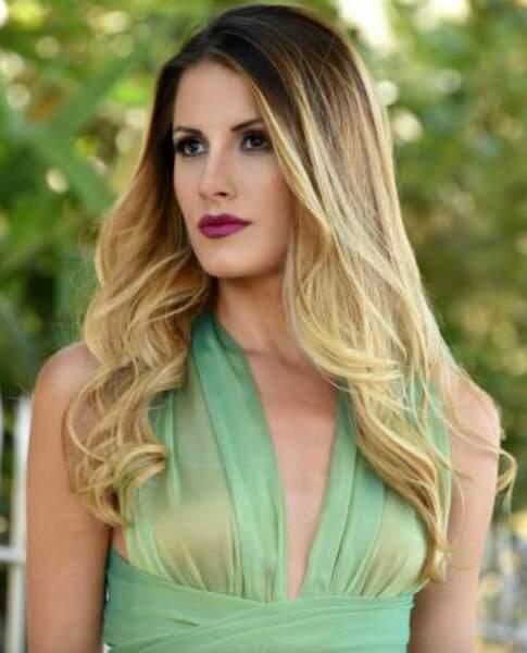 Miss Chypre, Maria MORARU