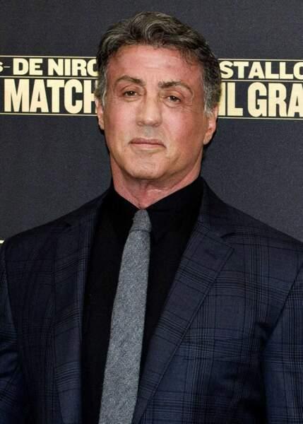 """Sylvester Stallone: Après une traversée du désert de 9 ans, l'acteur est revenu au top avec """"Rocky Balboa"""" en 2007."""