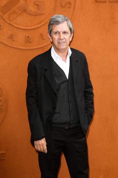 L'ancien animateur de Stade 2, Patrick Chêne